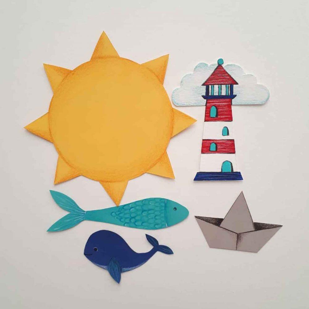 Ocean Journaling Cards